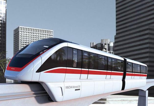 ボンバルディアのINNOVIA Monorail 300